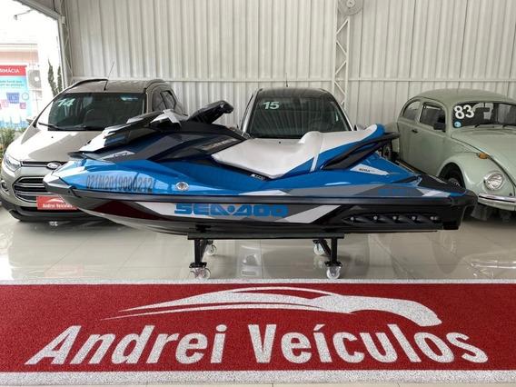 Sea-doo Jet Ski Gti 130 Com Apenas 59 Horas 2018