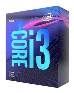Procesador Intel Core I3-9100f 3.6 Ghz   Scmaycam