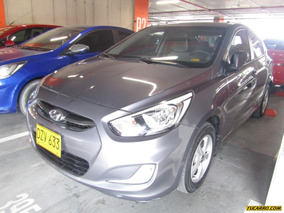 Hyundai Accent Sedan I25-1.6cc 4p Automático