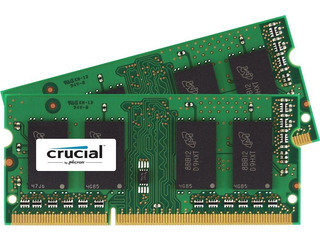Memoria Sodimm Notebook Netbook 8gb Ddr4 2400mhz Crucial