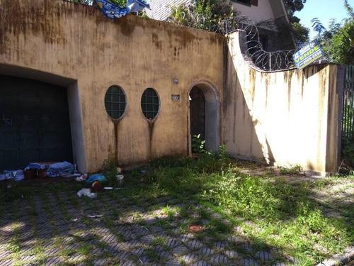 Terreno Residencial À Venda, Vila Galvão, Guarulhos. - Te0094