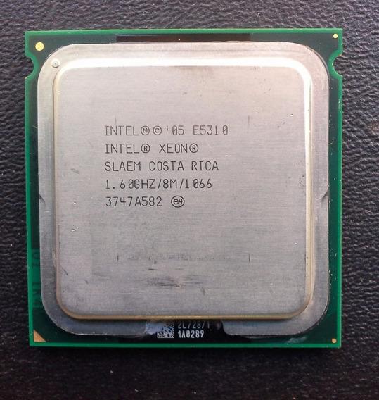 Processador Intel Xeon E5310 Quad-core 1.60ghz Lga771