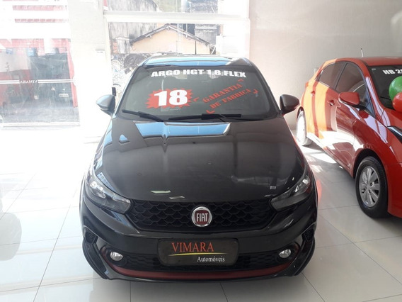 Fiat Argo 1.8 E.torq Flex Hgt At6