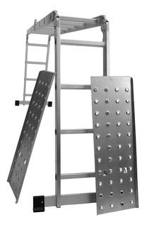 Escalera Multiproposito 4x4 16 Esc. Kushiro - Pintolindo
