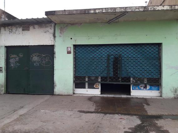 Galpón Con Local En Venta - Jose Clemente Paz