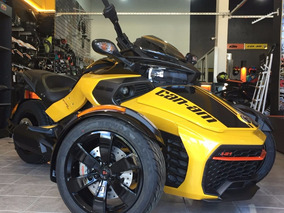 Can Am Spyder F3 S 1330 Daytona 500 0km 2017 Disponible