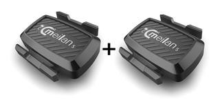 Sensor Cadência + Sensor Velocidade Bluetooth Ant+ - Garmin