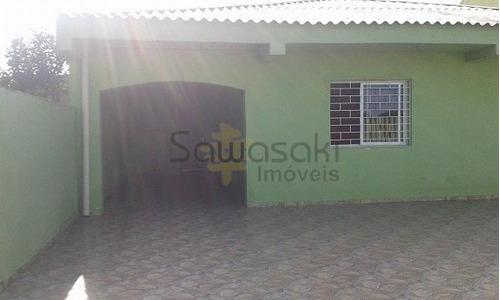 Casa A Venda No Bairro Aviação Em São José Dos Pinhais - - 3595-1