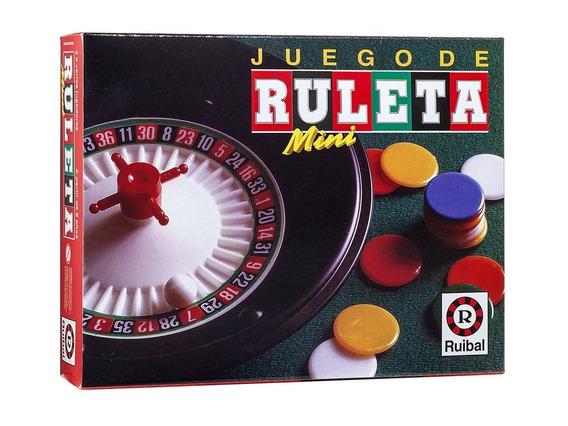 Ruleta Mini Juego De Mesa