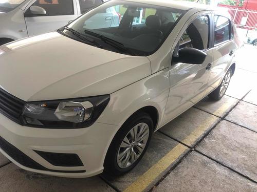 Volkswagen Voyage 2020 1.6 Msi Total Flex 4p