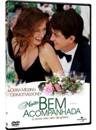 Dvd Muito Bem Acompanhada Original