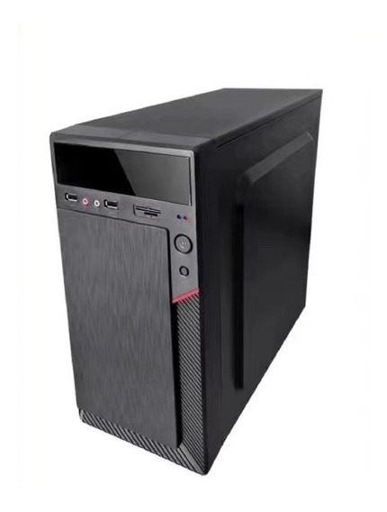 Computador Home Intel Core I3 4gb Ssd 240gb