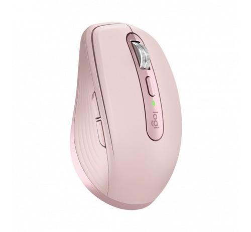 Mouse Sem Fio Logitech Mx Anywhere 3 - Rosa