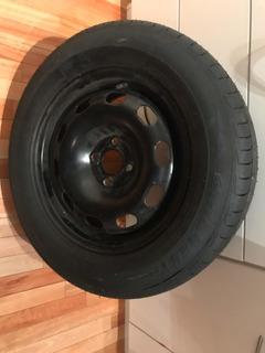 Rueda Entera Armada Rodado 15 Bridgestone Para Saveiro