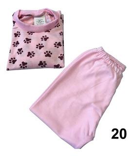 Conjunto Pijama Infantil Bebe Calça + Blusa Menina Menino .