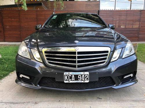 Mercedes-benz Clase E 2011 3.5 E350 Elegance At