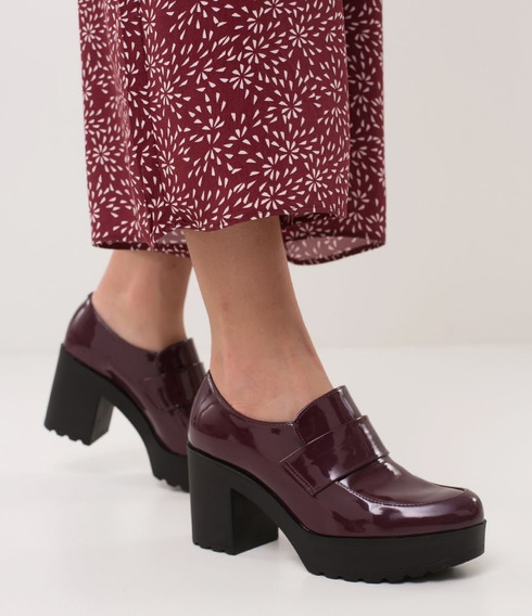Zapato Mocassim Feminino Tratorado Envio Gratis