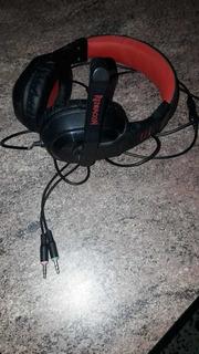 Auriculares Ares H120 Redragon A Reparar O Para Repuesto