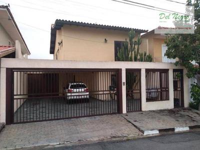 Casa Com 4 Dormitórios À Venda, Terreno De 250 M² - Vila D