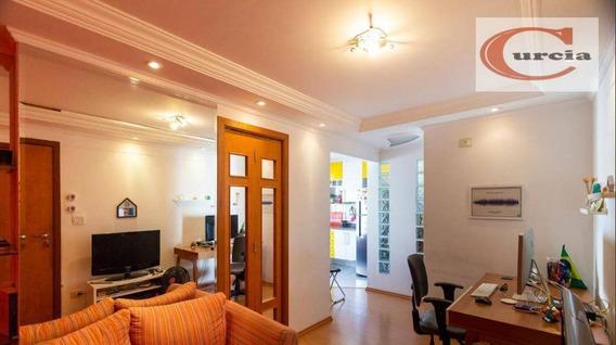Apartamento Com 1 Dormitório À Venda, 37 M² Por R$ 300.000 - Jabaquara - São Paulo/sp - Ap5615
