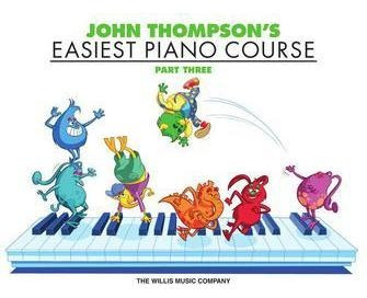 Imagem 1 de 5 de Easiest Piano Course Part 3 - John Thompson's - Hl-00414019