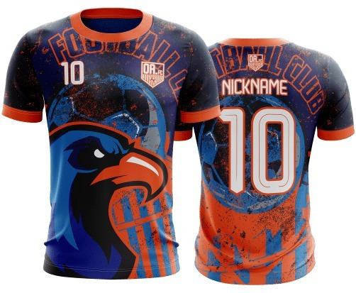 Kit 17 Uniforme Camisa D Futebol Personalizado