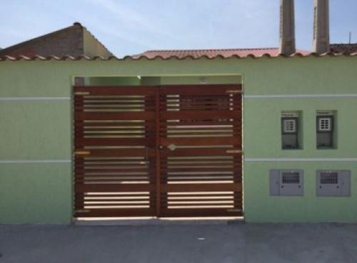 Imagem 1 de 8 de Linda Casa Nova No Jd Magalhães Em Itanhaém Sp - 4583 | Npc