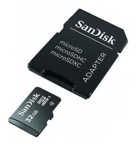 Kit 5 Cartão Sd 32gb Sandisk