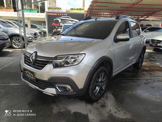 Renault Stepway 2020 Zen Tp 1600cc 16v Aa 4ab Abs
