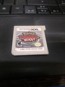 Pokemon Rumble Blast 3ds Usa