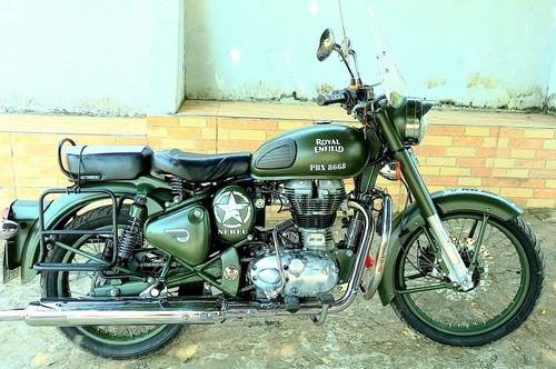 Imagem 1 de 3 de Royal Enfield  Classic 500cc