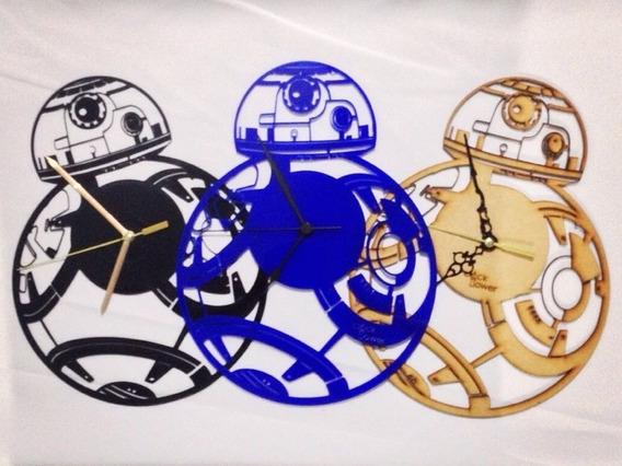 Relojes De Vinil Con Diseños Únicos De Star Wars