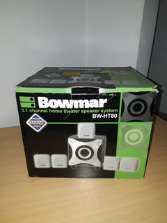 Home Theater 5.1 Bowmar. Bw-ht80