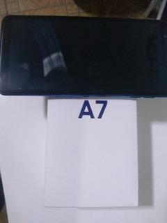 Celular Samsung A 7- Azul. 4 G Ram - 64 G - Interna