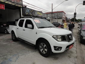 Nissan Frontier 2.5 Sv Attack Cab. Dupla 4x2 4p