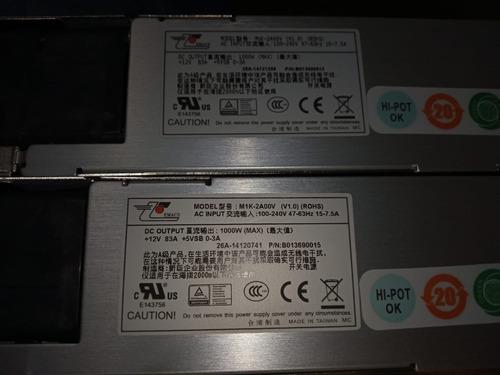 Fonte Servidor Emacs  M1k-2a00v Server - Power Supp