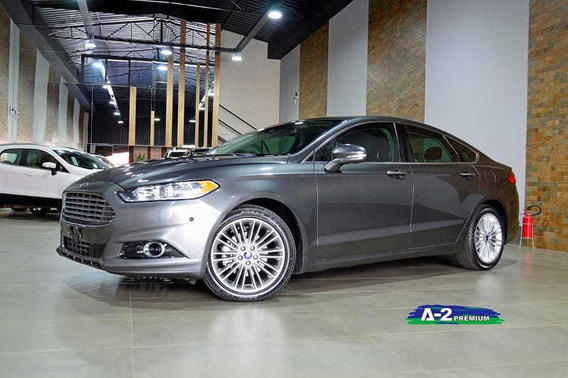 Ford Fusion Titanium 2.0 Ecoboost Awd 2.0 Ecoboost Aut.