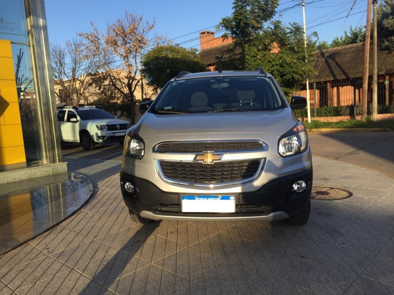 Chevrolet Spin Ltz Active 1.8 / Mod: 2016