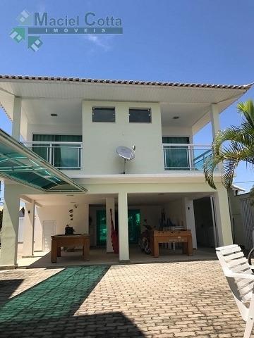 Casa Para Venda, 5 Dormitórios, Balneario Praia Seca (araruama) - Rio De Janeiro - 2915