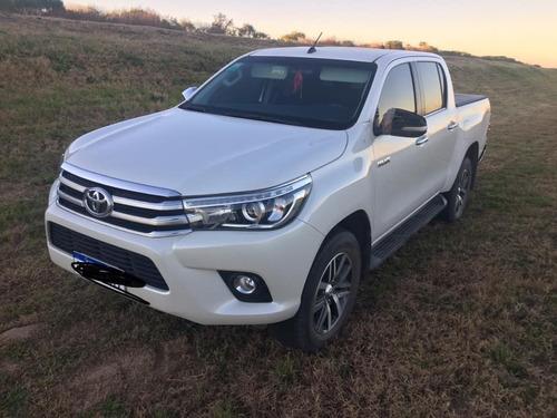 Toyota Hilux 2.8 Cd Srx 177cv 4x4 2017 Marioautos