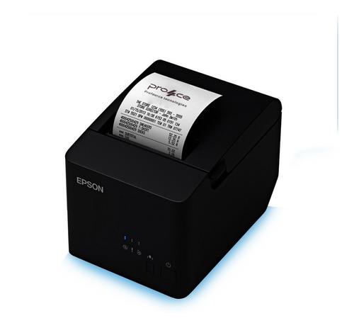 Impressora Epson Tm-t20 X Usb E Serial Oferta Lançamento
