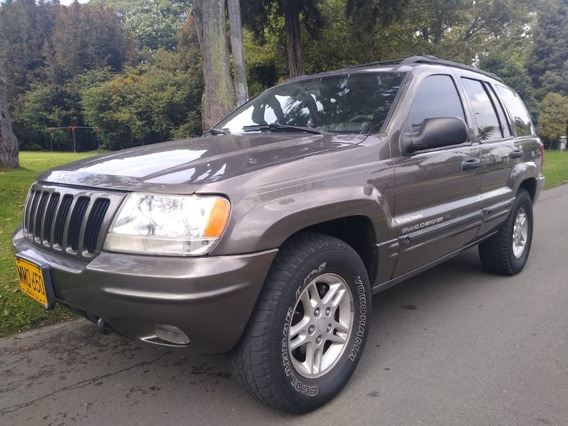 Jeep Grand Cherokee 4x4 Full Equipo