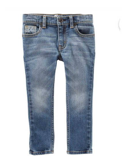 Jean Osh Kosh Carters Skinny Talle 3 Años