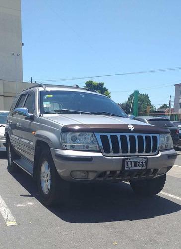 Jeep Grand Cherokee 2000 4.7 V8 Limited