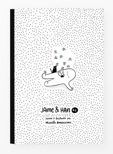 Imagen 1 de 2 de Libro Historieta  Jaime & Han #1