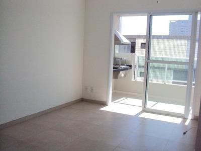 Apartamento Com 2 Dormitórios Para Alugar, 88 M² Por R$ 2.500/mês - Campo Grande - Santos/sp - Ap4244