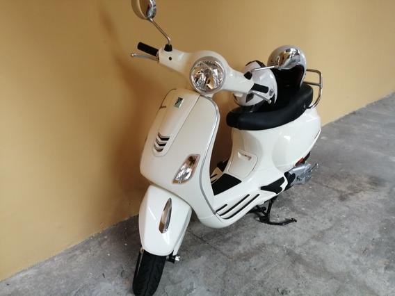 Moto Vespa Piaggio Vxl 150. Año 2019