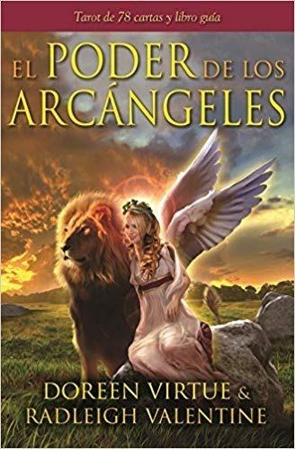 El Poder De Los Arcángeles. Tarot De 78 Cartas Y Libro