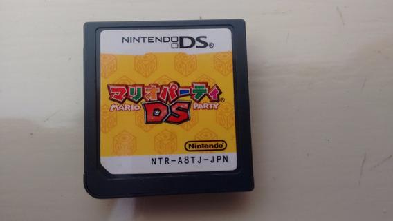 Mario Party Ds Japonês Original
