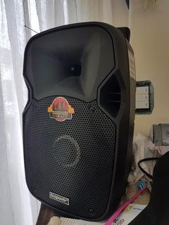 Parlante Inalàmbrico Bluetooh + Microfono Ep S-700 Nuevo